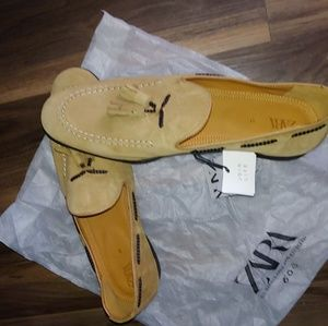 Zara Men's Dressy Shoes
